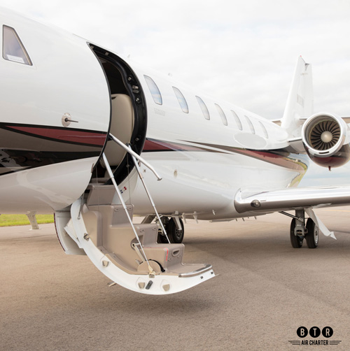 BTR Air Charter is ready to handle all of your personal or business travel needs with a full fleet of aircrafts and pilots.