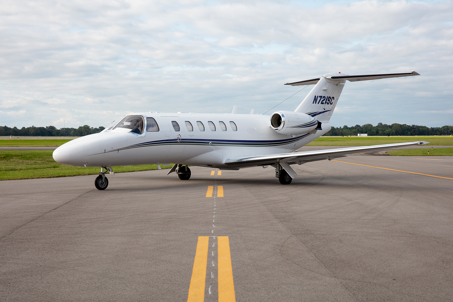 BTR Air Charter - Citation CJ2 - Our Fleet